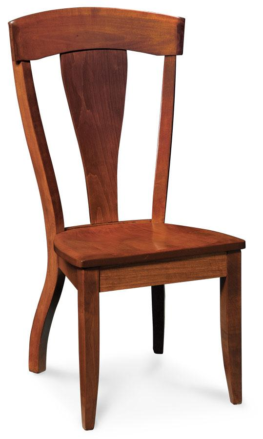 Simply Amish Dining Brookfield Side Chair
