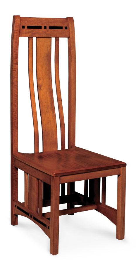 Simply Amish Dining Express Ship Aspen Side Chair