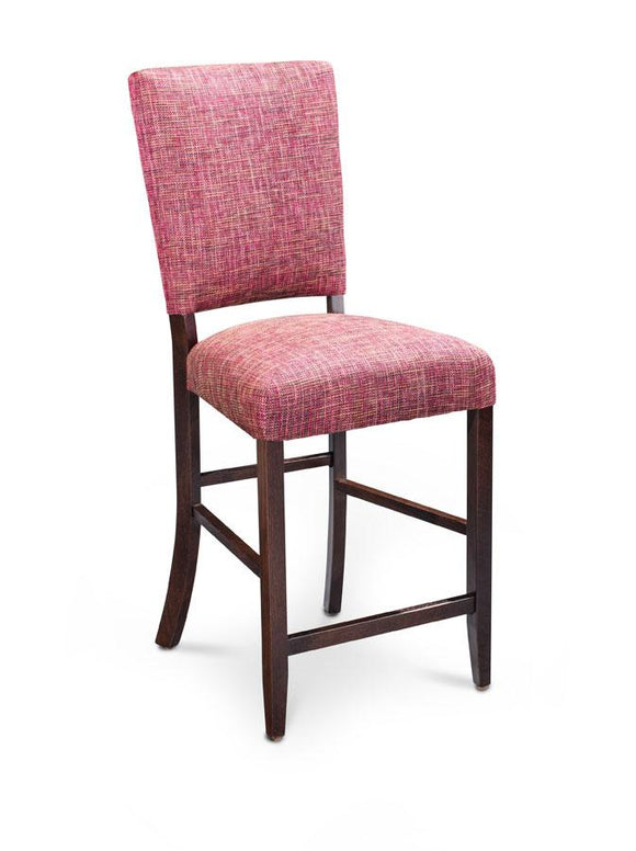 Simply Amish Dining Karrige Stationary Barstool 30 inch h