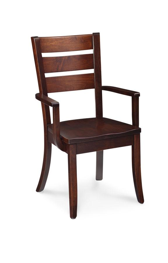 Simply Amish Dining Lakewood Arm Chair