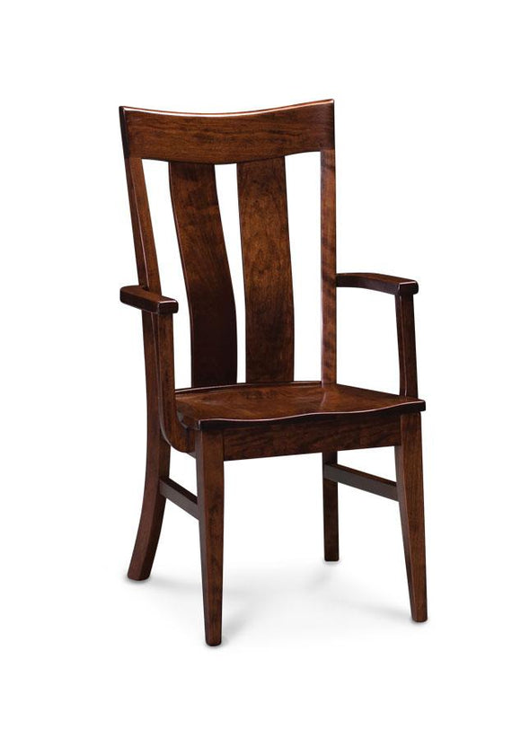 Simply Amish Dining Lincoln Arm Chair