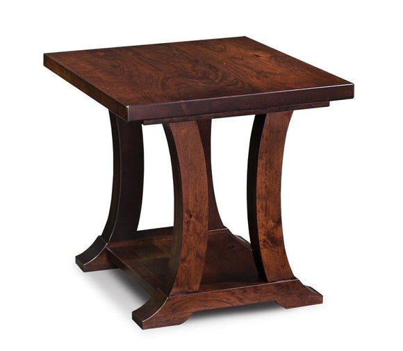 Simply Amish Living Alexandria End Table