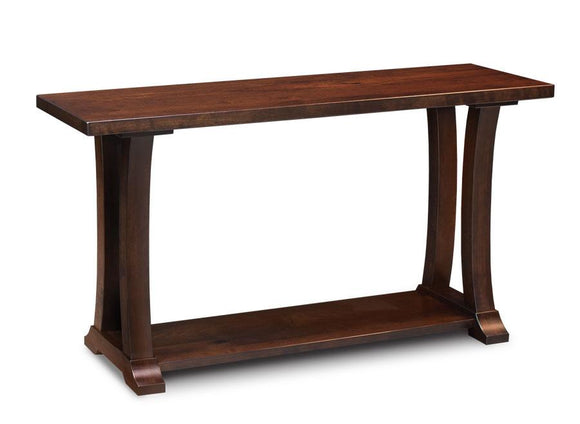 Simply Amish Living Alexandria Sofa Table