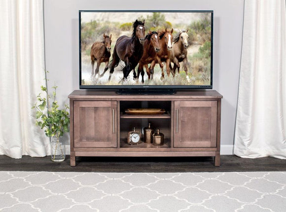 Simply Amish Living Auburn Bay TV Console 60 inch