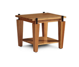 Simply Amish Living B&O Railroad Spike End Table
