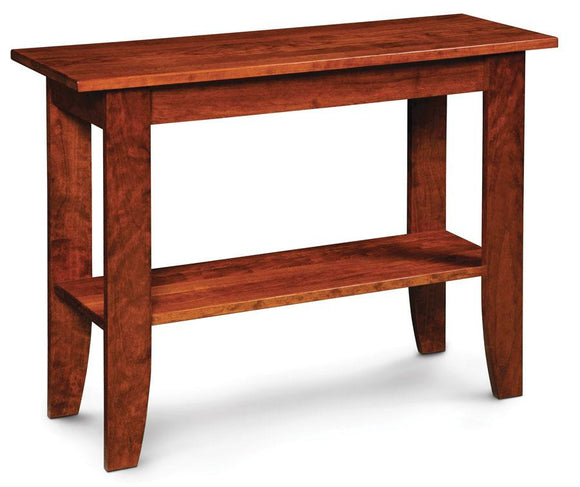 Simply Amish Living Bowen Sofa Table