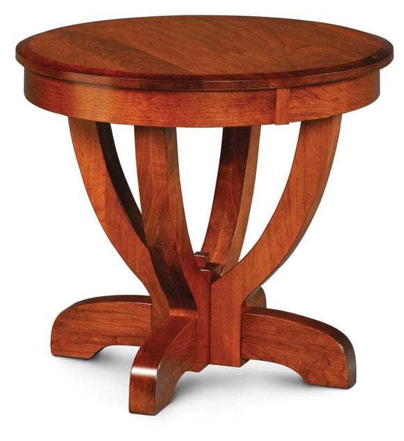 Simply Amish Living Brookfield End Table 24 inch 22 inch