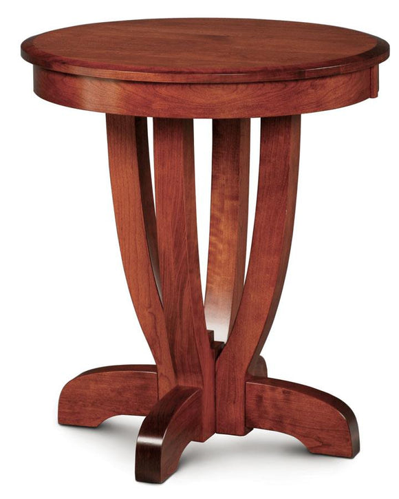 Simply Amish Living Brookfield Lamp Table