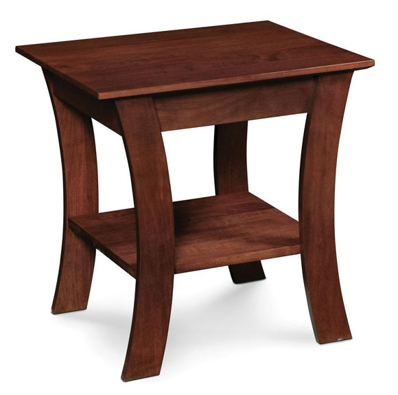 Simply Amish Living Express Ship Grace End Table