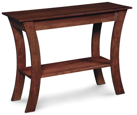 Simply Amish Living Express Ship Grace Sofa Table
