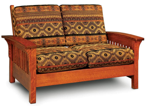 Simply Amish Living Grand Rapids Loveseat
