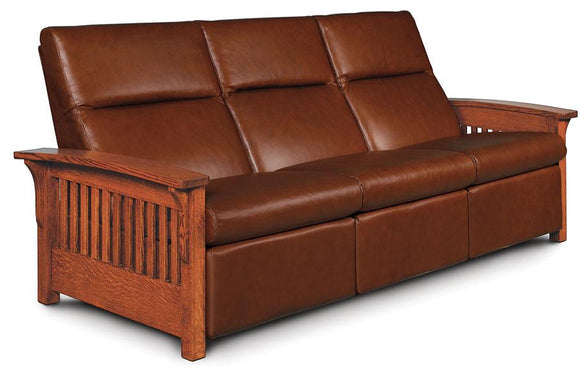 Simply Amish Living Grand Rapids Sofa Recliner