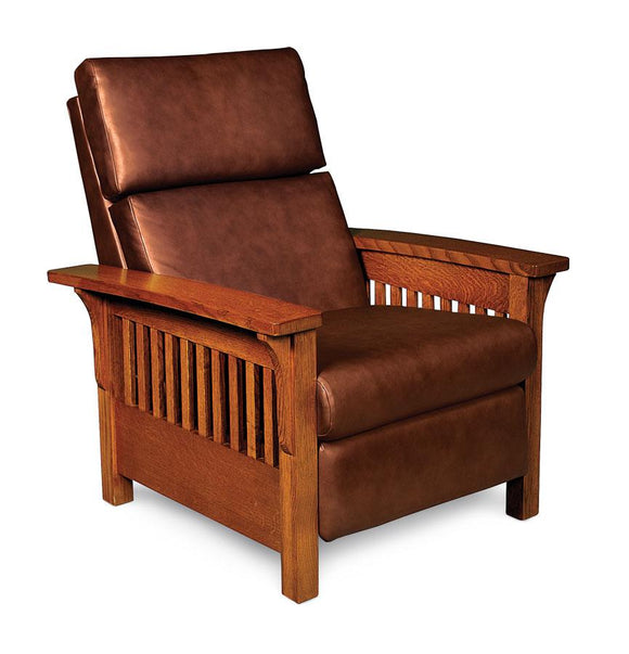 Simply Amish Living Grand Rapids Wallhugger Recliner