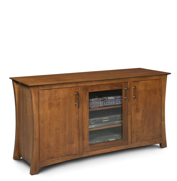 Simply Amish Living Loft 3-Door TV Stand