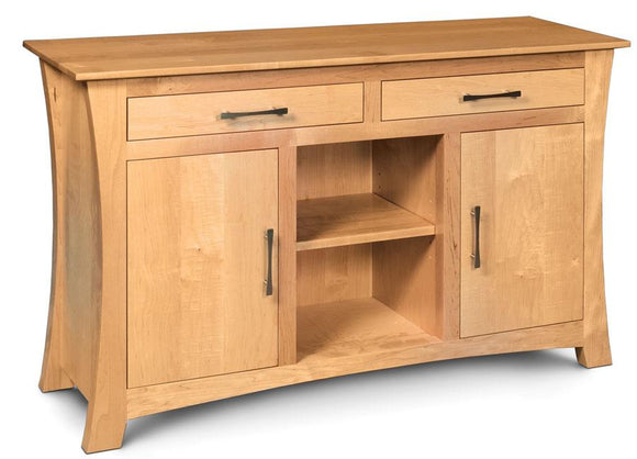 Simply Amish Living Loft Cabinet Sofa Table