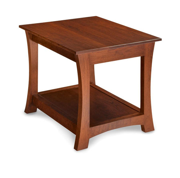 Simply Amish Living Loft End Table 16 inch w
