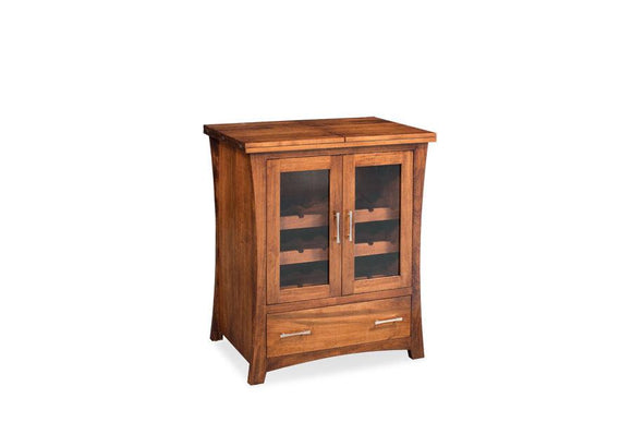 Simply Amish Living Loft Minibar