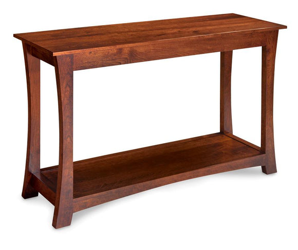 Simply Amish Living Loft Sofa Table 48 inch