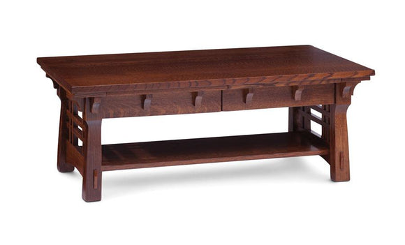 Simply Amish Living MaKayla Coffee Table 42 inch x22 inch