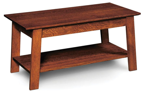 Simply Amish Living Marshall Coffee Table 36 inch x18 inch