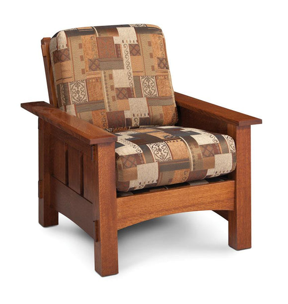 Simply Amish Living Mccoy Easy Chair