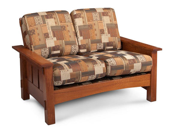 Simply Amish Living Mccoy Loveseat
