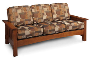 Simply Amish Living Mccoy Sofa
