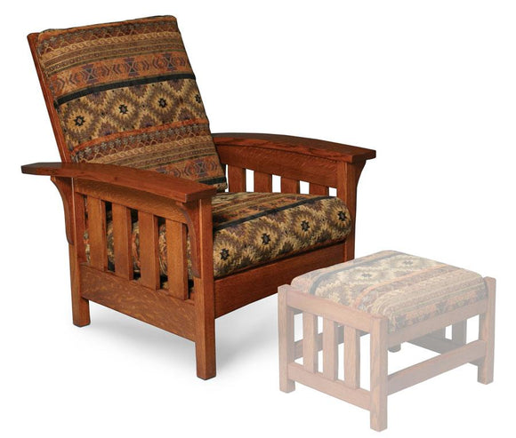 Simply Amish Living Morris Chair