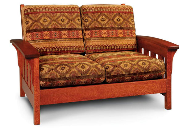 Simply Amish Living Morris Loveseat