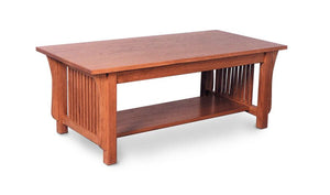 Simply Amish Living Prairie Mission Coffee Table