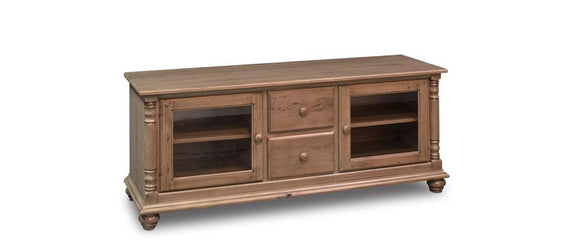 Simply Amish Living Savannah TV Console 62 inch