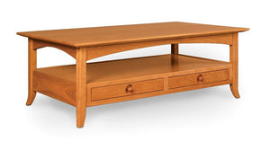 Simply Amish Living Shaker Hill Coffee Table with Lift Top