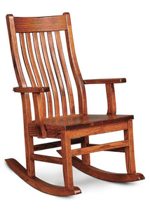 Simply Amish Living Urbandale II Arm Rocker
