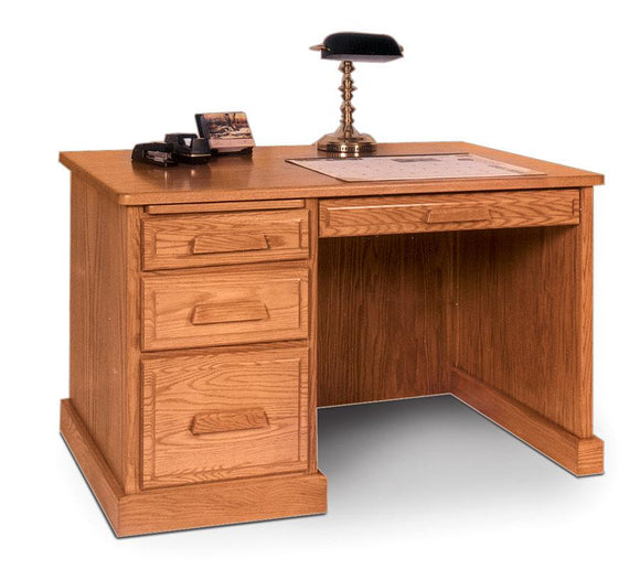 Simply Amish Office Classic Desk 50 inch