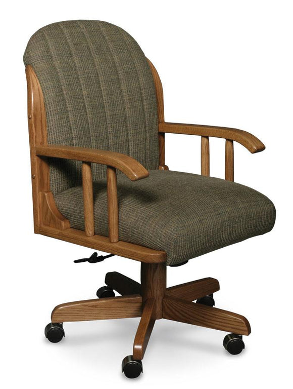 Simply Amish Office Kelsey Arm Desk Chair