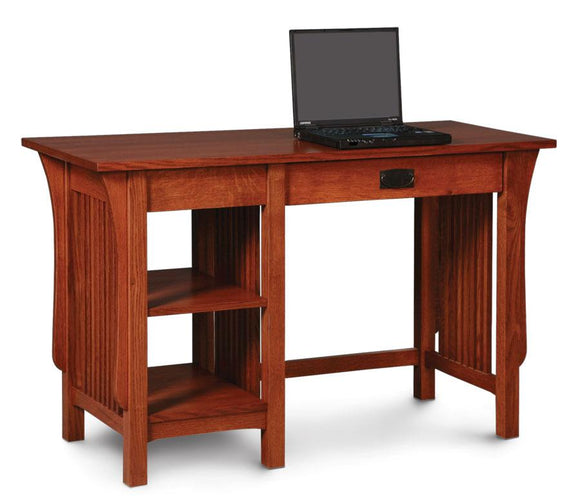 Simply Amish Office Prairie Mission Library Desk