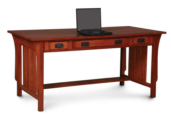 Simply Amish Office Prairie Mission Writing Desk Large