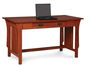 Simply Amish Office Prairie Mission Writing Desk Medium