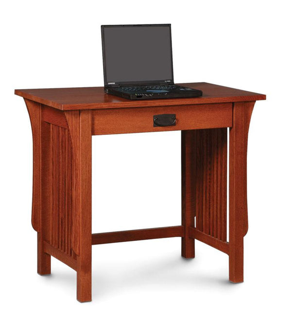 Simply Amish Office Prairie Mission Writing Desk Small