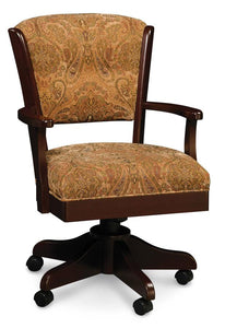 Simply Amish Office Venture Arm Desk Chair