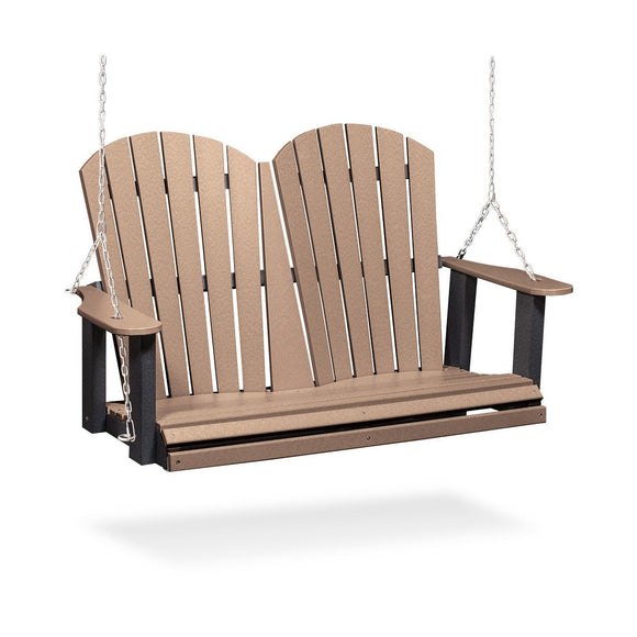 Poly Wood Porch Swing - Express by Simply Amish