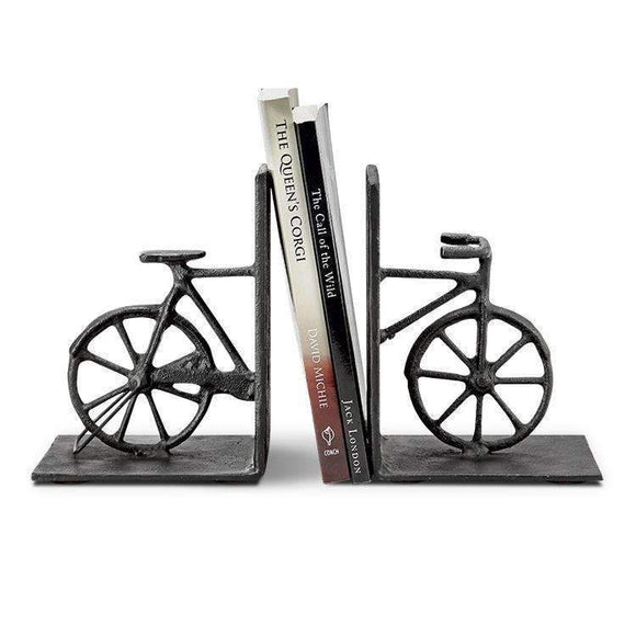 SPI Home Decor Bicycle Bookends