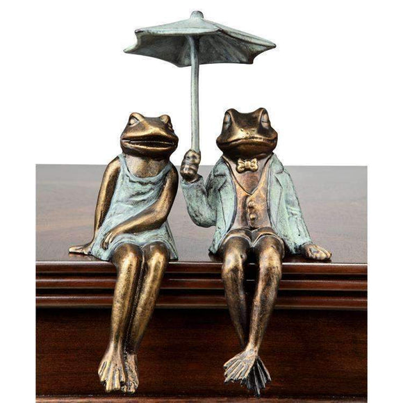 SPI Home Decor Sophisticated Couple Shelf Sitters