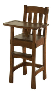 Superior Woodcrafts Nursery Modesto Highchair QSWO