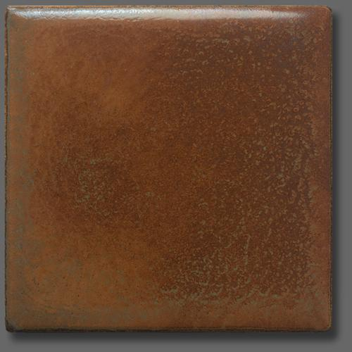 Terra Firma Tile Burnished Copper Field Tile 4 x 4