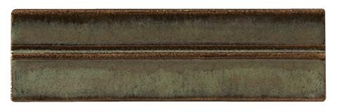Terra Firma Tile Counter Trim B Moulding- 6 inches long Alchemy