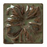 Terra Firma Tile Morning Glory Art Tile Alchemy