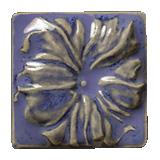 Terra Firma Tile Morning Glory Art Tile Krishna