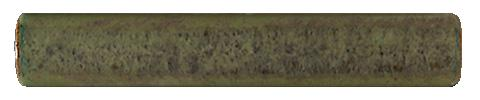 Terra Firma Tile Quarter Round Moulding- 6 inches long Alchemy