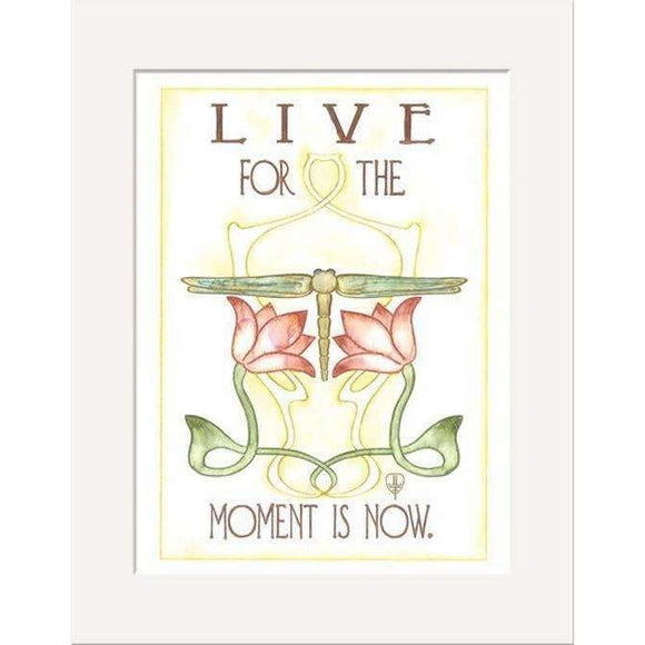 The Bungalow Craft Decor Julie Leidel Live Art Print